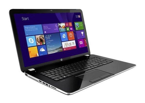 HP Pavilion 17-e046us 17-Inch Laptop, 2.4GHz Intel i3-3110M Processor, 6 GB RAM, 500GB Hard Drive, Windows 8 (Black)