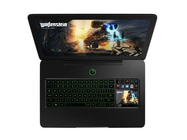 Razer Blade Pro 17 Inch Gaming Laptop 256GB - Windows 8.1 - NVIDIA GeForce GTX 860M