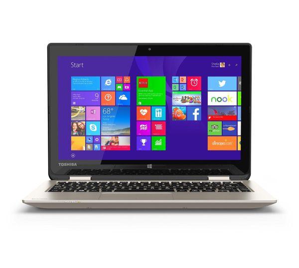 Toshiba Satellite Radius L15W-B1310 11.6-Inch 2 in 1 Touchscreen Laptop