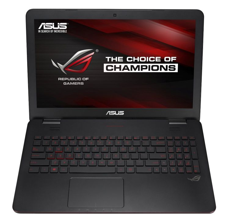 ASUS ROG GL551JW-DS71 15.6-Inch FHD Gaming Laptop, NVIDIA GTX960M