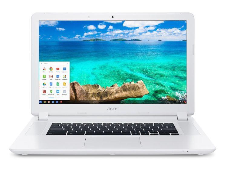 Acer Chromebook 15 CB5-571-C4T3 (15.6-Inch HD, 2GB RAM, 16GB SSD)