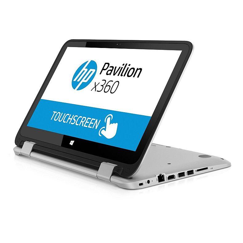 "2016 HP x360 2-in-1 13.3"" High Performance Premium Touchscreen Convertible Laptop(Tablet), Intel 6th Gen Skylake Core i5-6200U Processor, 8GB DDR3, 1TB HDD, HDMI, 802.11AC Wifi, Windows 10"