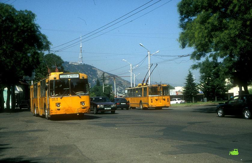 Tbilisi Troleybuses