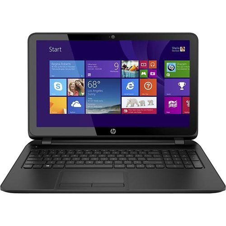 "HP Touchsmart 15-f162dx 15.6"" Touch Screen Laptop-4th Gen Intel Core i3 Processor/ 6GB Memory / 750GB HD / DVD±RW/CD-RW / Webcam / Windows 8.1 64-bit"