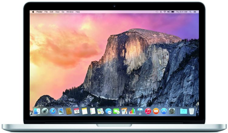 Apple MacBook Pro MF840LL/A 13.3-Inch Laptop with Retina Display (256 GB) NEWEST VERSION