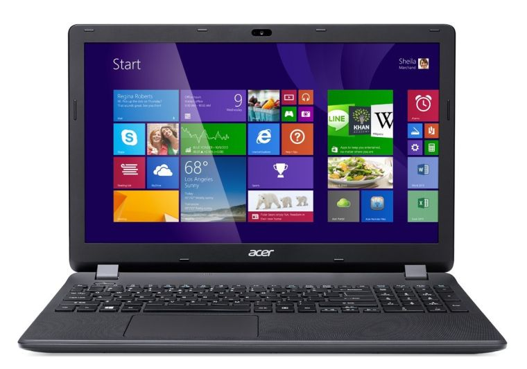 Acer Aspire ES1-512-P84G 15.6-Inch Laptop (Diamond Black)
