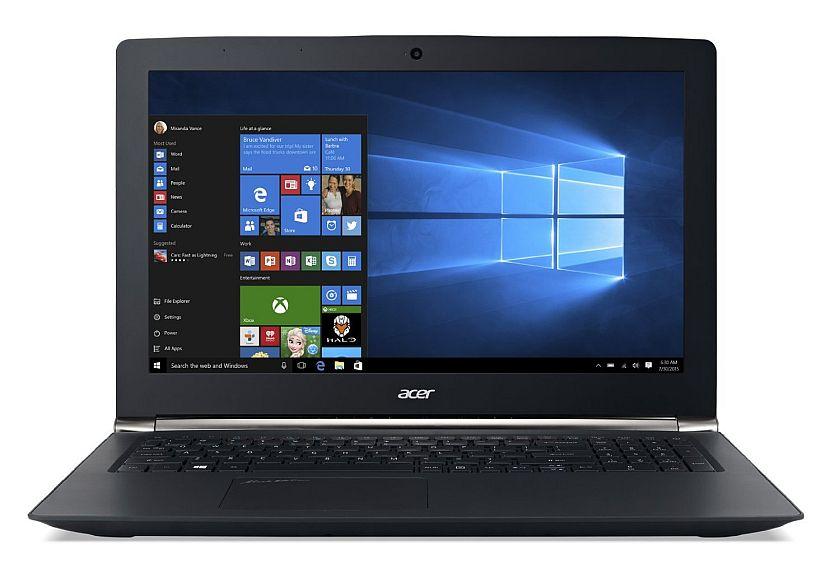 Acer Aspire V15 Nitro Black Edition VN7-592G-788W 15.6-inch Ultra HD Notebook (Windows 10)