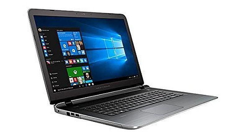"HP Pavilion Newest Edition 17.3"" Flagship Premium High Performance Full HD 1920 X 1080 IPS Touchscreen Laptop   i7-6700HQ   8GB Memory   1TB HDD   DVD+/-RW   Bluetooth   Webcam   Windows 10   Silver"