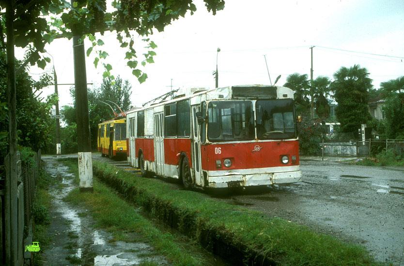 Zugdidi Trolleybus