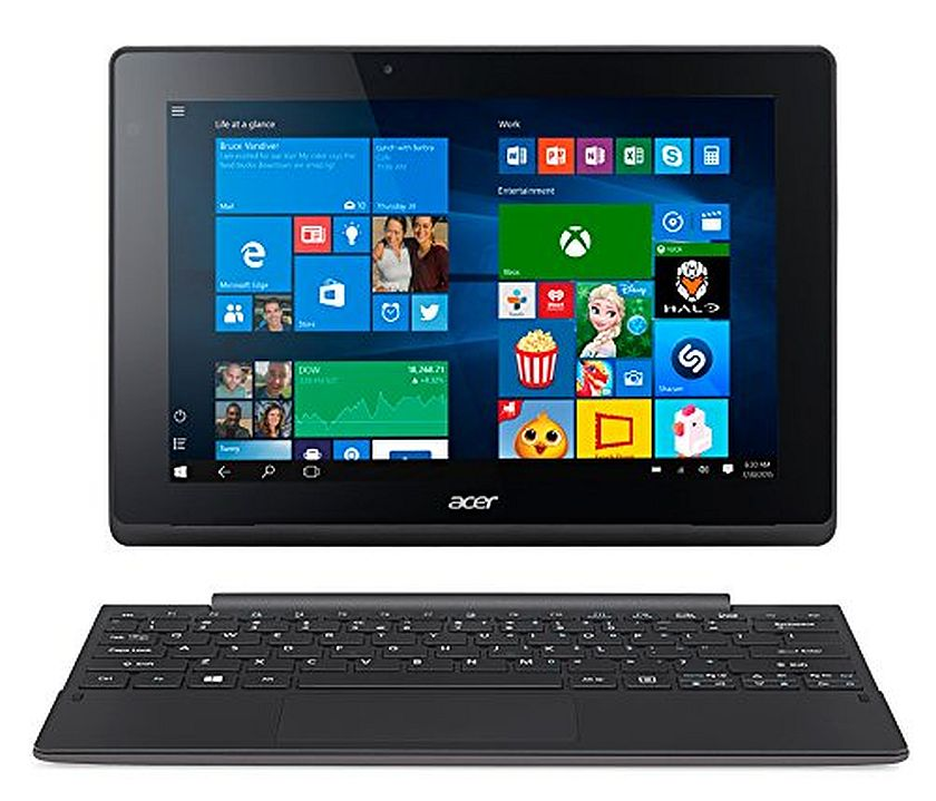 Acer Aspire Switch 10 E SW3-013-12PS 2-in-1 Tablet & Laptop - (64GB & Windows 10)