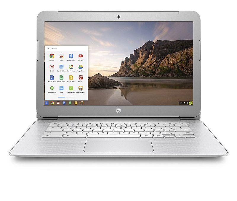 HP Chromebook 14-ak010nr 14-Inch Laptop (Intel Celeron, 2 GB RAM, 16 GB SSD)