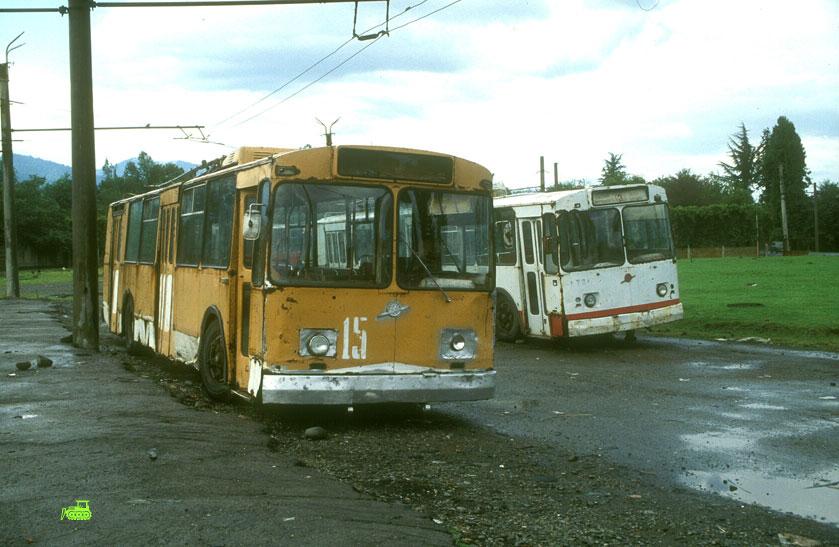 Ozurgeti Trolleybus