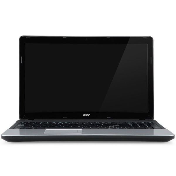 "Acer Aspire E1-531-2438 15.6"" Laptop (1.9 GHz Intel Celeron 1005M Processor, 4 GB RAM, 500 GB HDD - DVD plus/minus RW DL Drive, Windows 7 Home Premium 64-bit) Glossy Black"