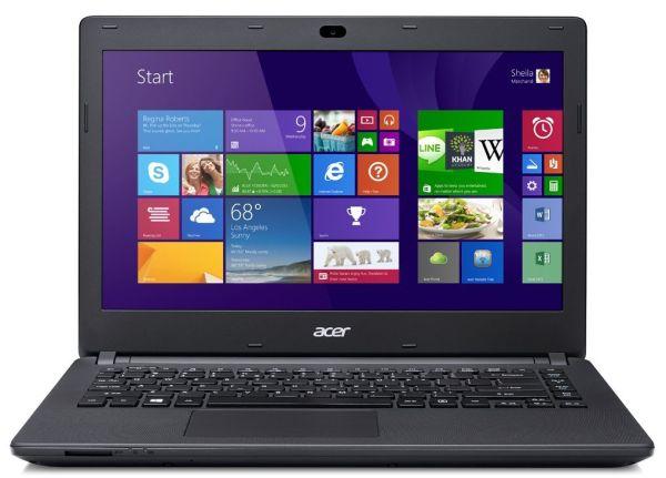 Acer Aspire E 14 ES1-411-C1P2 14-Inch Laptop (Diamond Black)