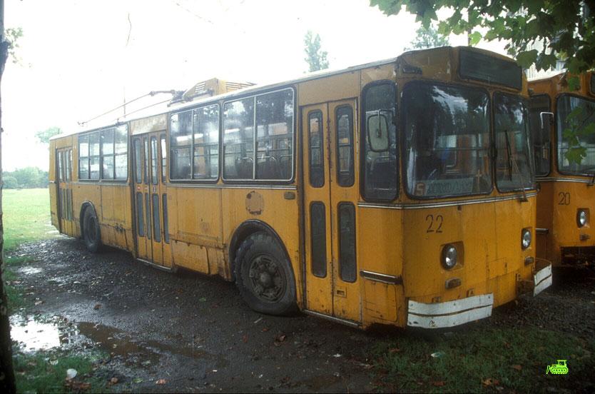 Poti Trolleybus