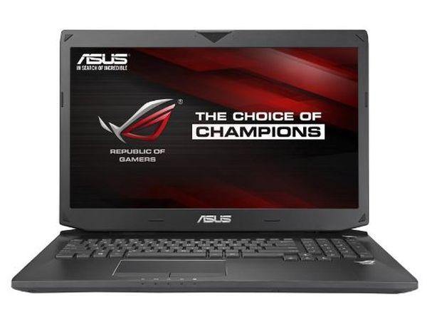 ASUS ROG G750JZ-DS71 17.3-inch Gaming Laptop, GeForce GTX 880M Graphics