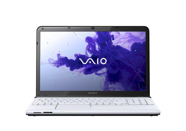 Sony VAIO E Series SVE1513TCXW 15.5-Inch Laptop (2.4 GHz Intel Pentium Dual-Core 2020M Processor, 4GB DDR3, 320GB HDD, Windows 8) White