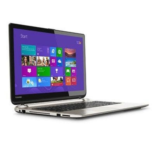 "Toshiba Satellite S55T-B5273NR Laptop Computer - 15.6"" WLED Backlit Touchscreen Display, 4th Gen Inter Quad-Core i7-4710HQ Processor, 8GB DDR3 RAM, 1TB HDD, Windows 8.1"