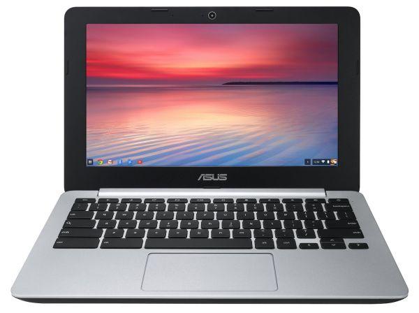ASUS Chromebook 12-Inch with Gigabit WiFi, 32GB Storage & 4GB RAM