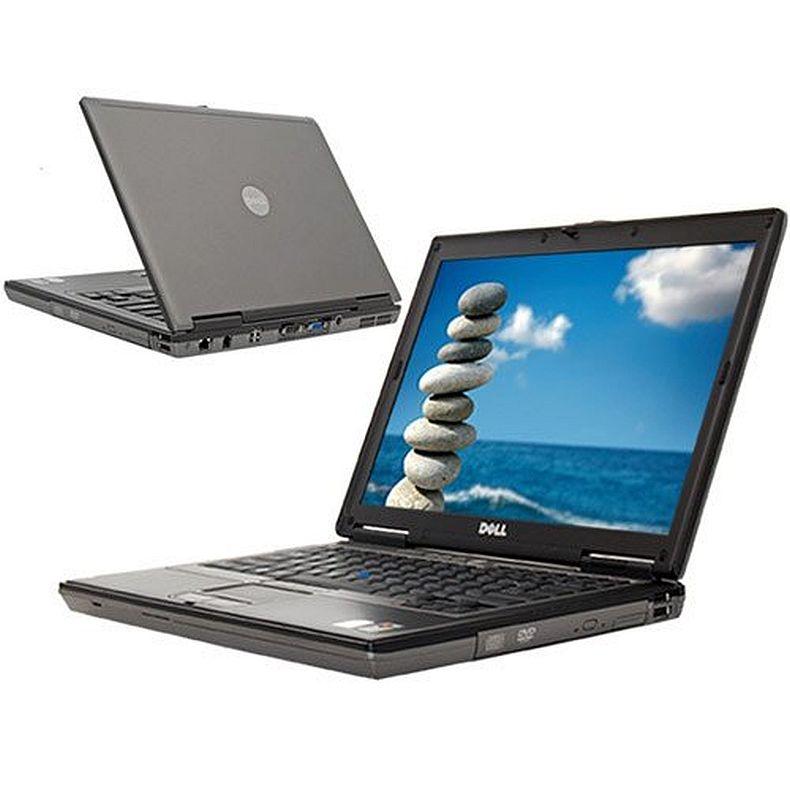 Dell Latitude D630 14.1-Inch Notebook PC - Silver