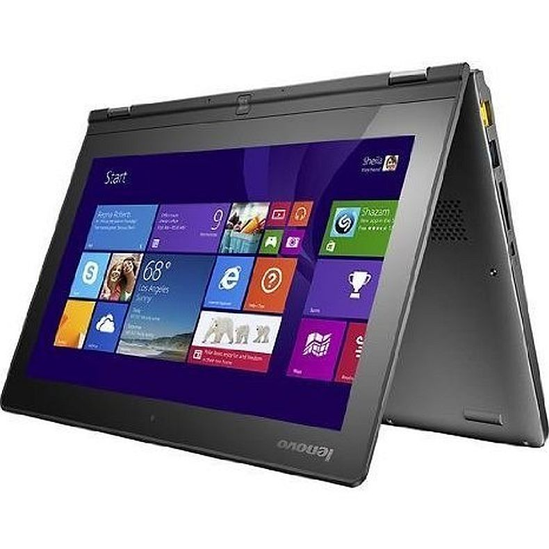 Click to open expanded view      Lenovo Flex 3-11 11.6-Inch TouchScreen 2-in-1 Convertible Laptop (Intel Celeron N2840 Processor, 4GB RAM, 500GB HDD, Windows 8.1)