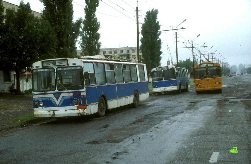 Kutaisi Trolleybus