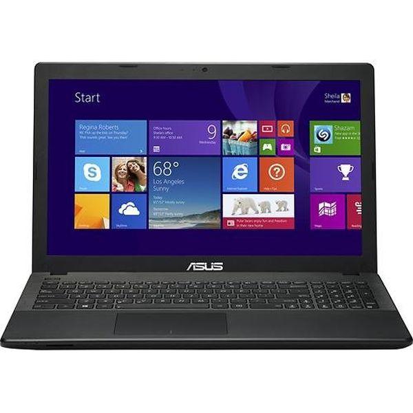 """Asus X551CA 15.6"""" Laptop PC - Intel Core i3, 4GB DDR3, 500GB HD, DVD±RW/CD-RW, Webcam, Windows 8 64-bit (Black)"""