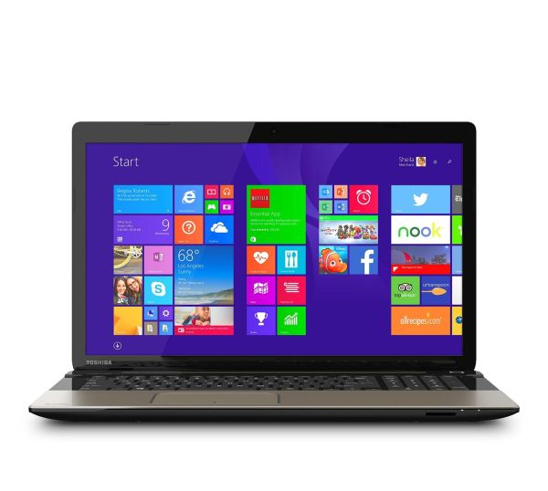 Toshiba Satellite L75-B7340 17.3-Inch Laptop