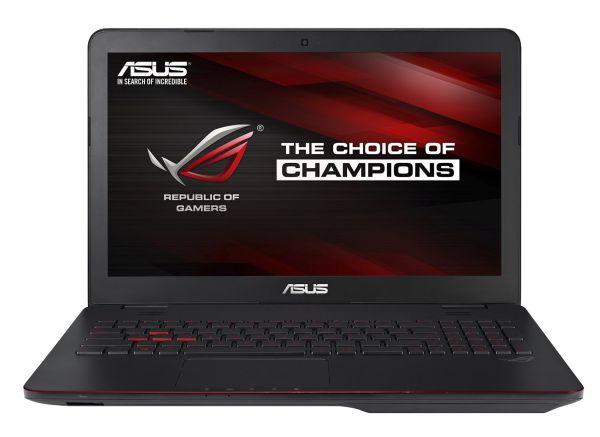 "ASUS ROG GL551JM-DH71 15.6"" Gaming Laptop/Notebook - NVIDIA GeForce GTX 860M 2GB - Intel Core i7-4170HQ Quad-core Processor (2.50GHz) - 16GB DDR3L RAM - 1TB HDD"