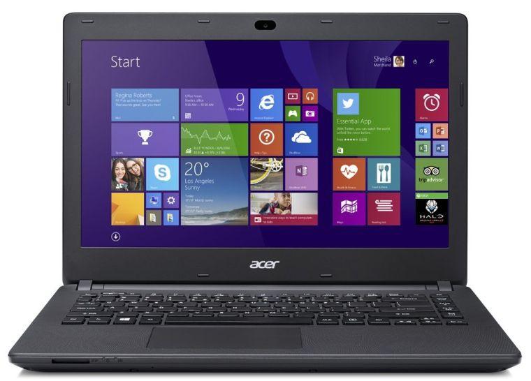 Acer Aspire E 14 ES1-411-C0LT 14-Inch Laptop (Diamond Black)