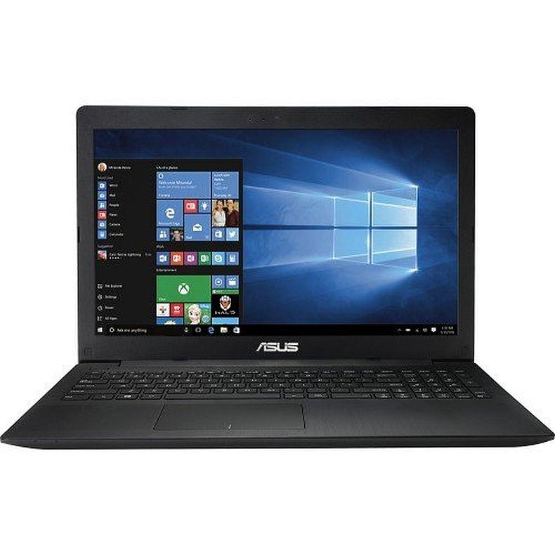 """2015 Newest Asus High Performance Premium 15.6"""" Laptop (Intel Celeron N3050 Processor, 4GB, 500GB HDD, DVD±RW, WiFi, Webcam, HDMI, Windows 10, Black)"""