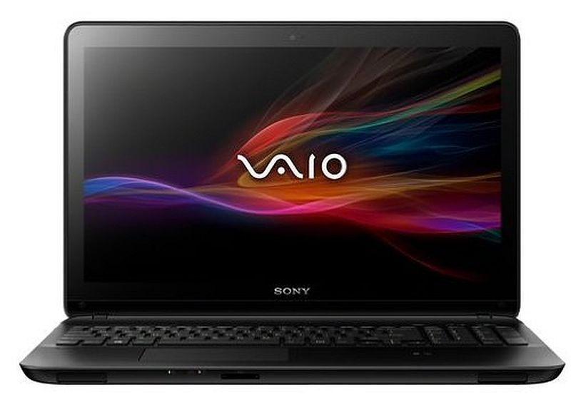 Sony VAIO Fit Series SVF15213CXB 15.5-Inch Core i3 Touch Laptop
