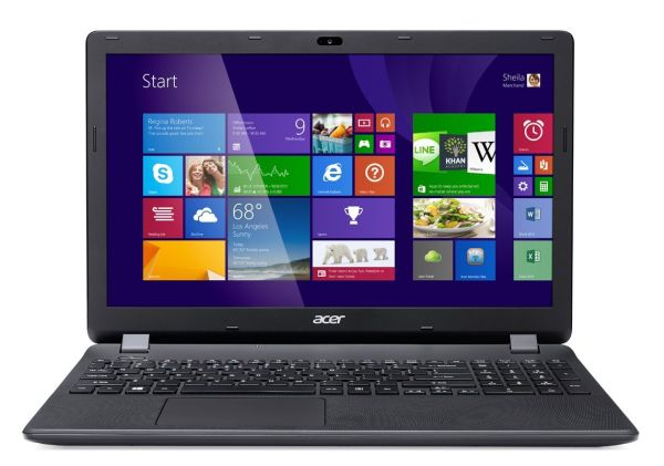 Acer Aspire E 15 ES1-512-C88M 15.6-Inch Laptop (Diamond Black)
