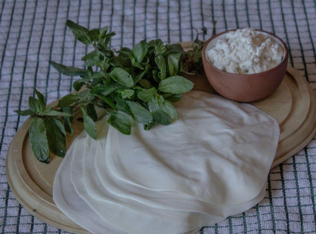 Ingredients for Nadugi