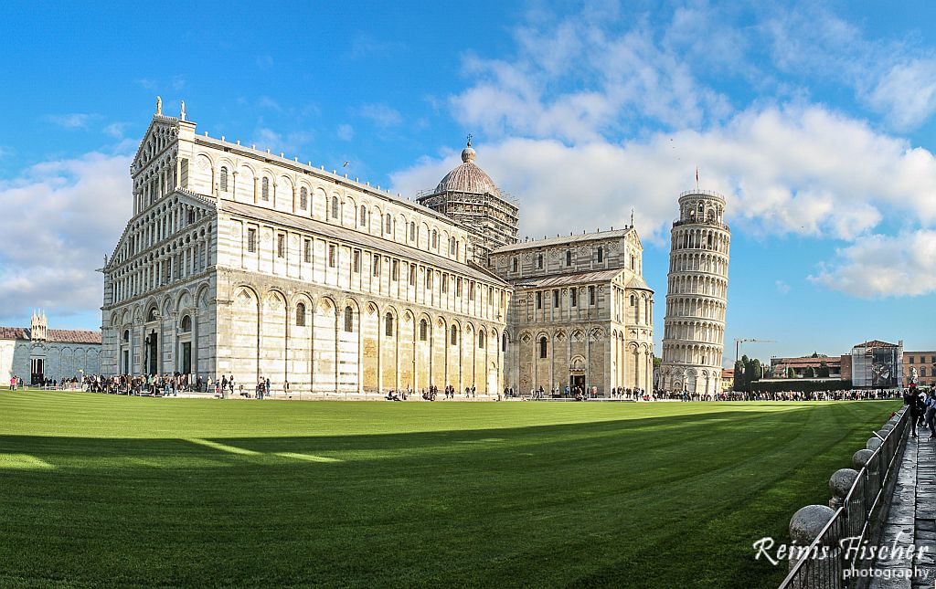 Pisa tower in Italy
