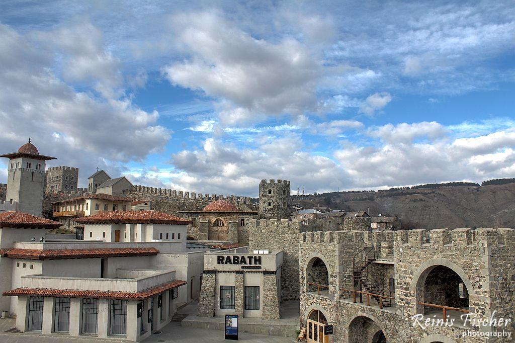Rabati fortress complex