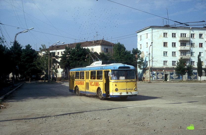 Rustavi trolleybus