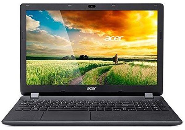 """Acer Aspire E Notebook (ES1-512-C323) - Dual-core Intel Celeron / 4GB DDR3L SDRAM / 500GB HDD / Windows 8.1 / WiFi / Webcam / 15.6"""" HD LED Display - Black"""