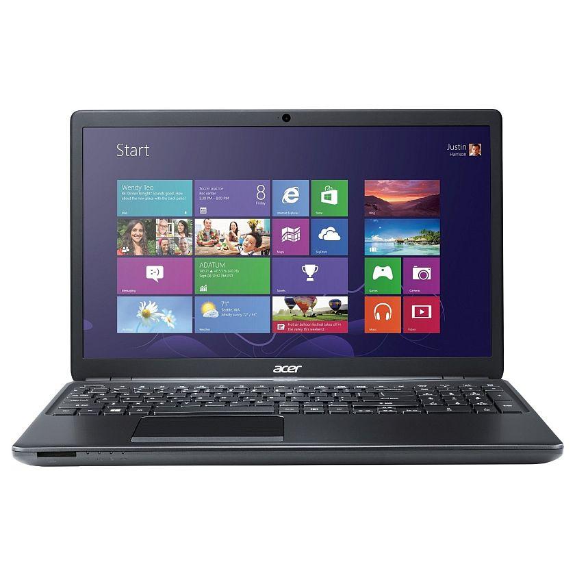 Acer TravelMate NX.V98AA.003 15.6-Inch Laptop (Black)