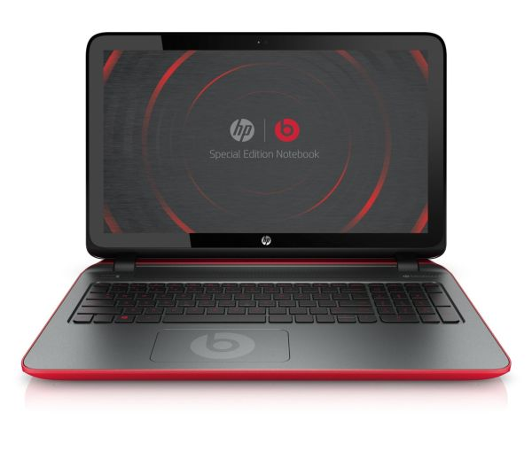 HP 15-p030nr 15.6-Inch Special Edition Laptop with Beats Audio (Red)