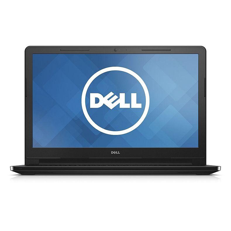 "Dell - Inspiron I3452-600BLK 14"" Laptop / Intel Celeron processor N3050/ 2GB Memory / 32GB eMMC flash memory /Windows 10 / Black"