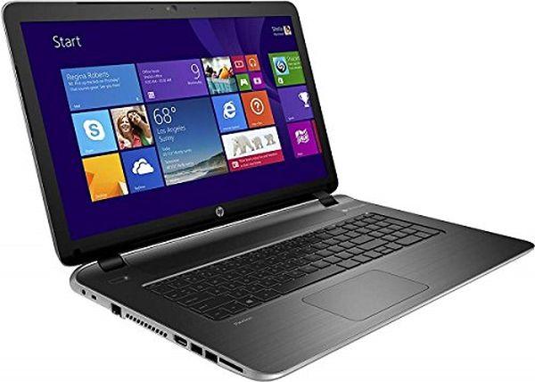 """HP Pavilion 17-f004dx AMD Quad-Core A10-5745M 6GB 750GB Radeon HD 8610G 17.3"""" Beats Audio Windows 8.1 (64-bit) (Certified Refurbished)"""