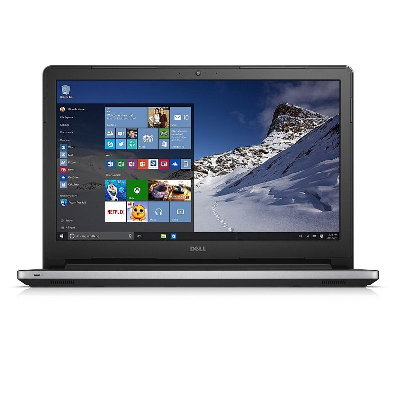 "Dell Inspiron 15.6"" Premium High Performance FHD 1080p Touchscreen Laptop, Intel Core i5 Processor, 8GB RAM, 1TB HDD, DVD, Bluetooth, HDMI, 802.11AC, Backlit Keyboard, Windows 10"