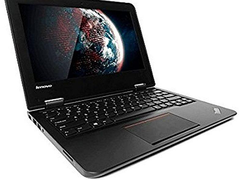 2016 Newest Lenovo Thinkpad Premium 11.6-inch Ultra-Durable Laptop, Quad-Core AMD A4-6210 1.8GHz, 4GB DDR3L, 120GB SSD, Anti-Glare HD Display, HDMI, Bluetooth, Webcam, Windows 10 Professional