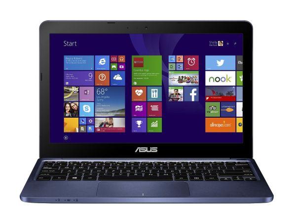 ASUS EeeBook X205TA-DS01 11.6-inch Laptop includes Office 365 (Dark Blue)