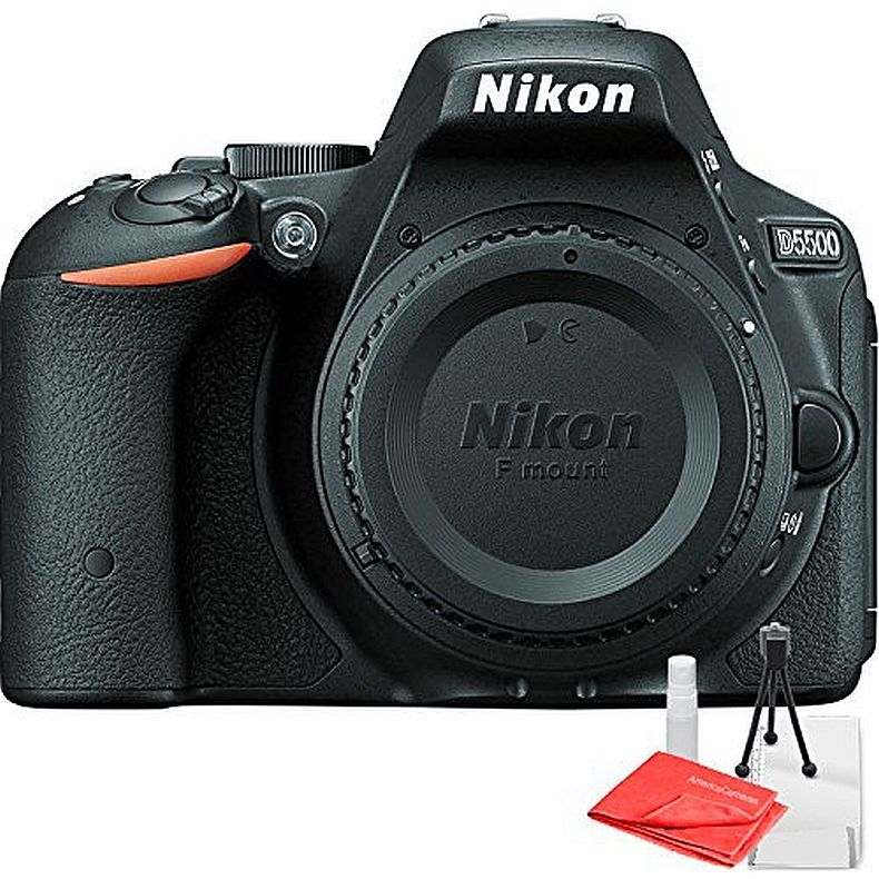 Nikon D5500 SLR Digital Camera
