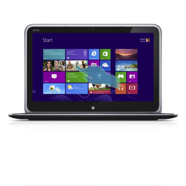 Dell XPS 12-5328CRBFB 12.5-Inch Convertible 2 in 1 Touchscreen Ultrabook