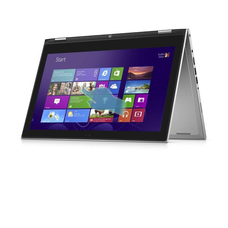 Dell Notebook i7347 13-Inch Convertible Touchscreen Laptop, Intel Core i5 Processor