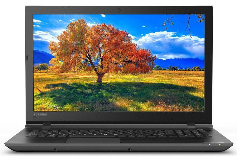 Toshiba Satellite C55-C5240 15.6 Inch Laptop (Intel Core i5, 8GB, 1 TB, Black)