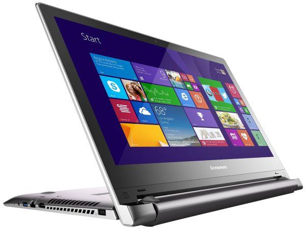 Lenovo Flex 2 14-Inch Touchscreen Laptop (59418273) Grey